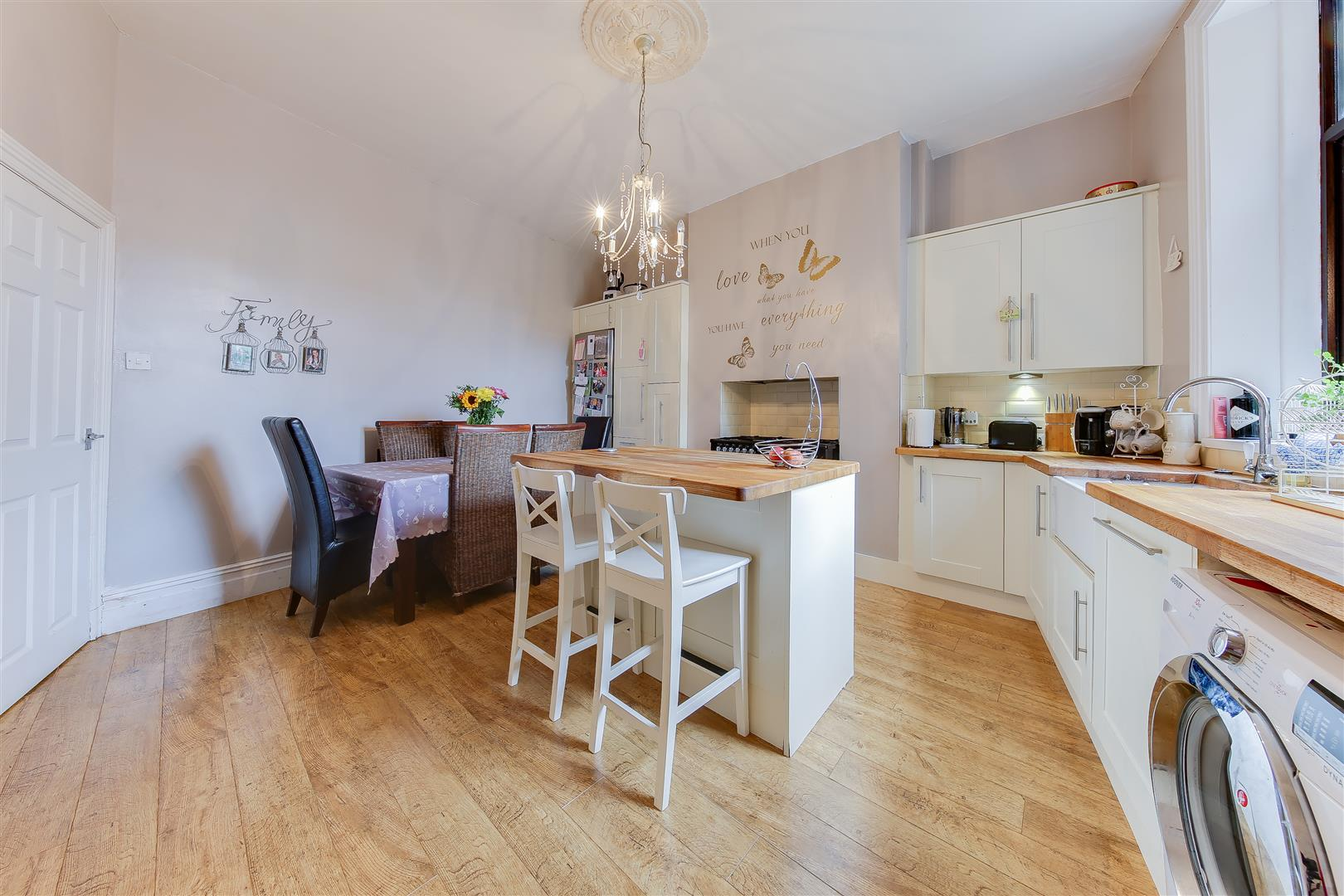 4 Bedrooms Terraced House for sale in Fern Bank, Helmshore, Rossendale